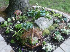 images fairy gardens | Fairy Gardening