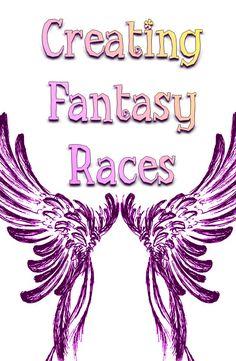 Creating Unique Magical Fantasy Races - Auden Johnson Fantasy Races, Fantasy Story, Mythical Creatures, Racing, Unique, Auto Racing, Mythological Creatures, Lace