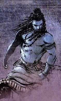 Šiva #Shiva #shiv #hindu #art