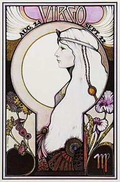 Palladini's Zodiac -- Virgo