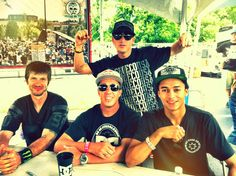 DC Skate/Moto team - Chris Cole, Robbie Maddison, Nyjah Huston  Rob Dyrdek - Nashville Dc Skate, Nyjah Huston, Rob Dyrdek, Celebs, Celebrities, Shawn Mendes, Boys Who, Role Models, Skateboard