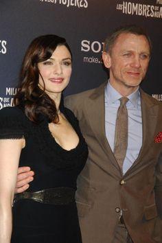 Daniel Craig...and Rachel Weisz. Began in: December 2010. Status: Married. Children: Ella (Craig's daughter, born 1992) and Henry Chance (Weisz's son, born 2006).