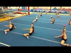 Omega gymnastics choreographed warm up Gymnastics Floor Music, Gymnastics Warm Ups, Gymnastics Lessons, Gymnastics Problems, Gymnastics Tricks, Gymnastics Coaching, Gymnastics Training, Gymnastics Workout, Gymnastics Girls