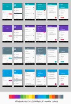finance app design Mobile Finance Manager is an integrated mobile banking solution Material Design Android, Material Design Website, Android App Design, Android Ui, App Ui Design, Interface Design, User Interface, Material Design 2, Form Design