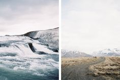 East Iceland Travel Photography - Catherine Mead Destination Wedding and Engagement Session Photographer. Shot on Fuji 400H Contax645 - Medium Format Film Photography.