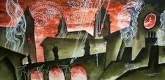 Rozprávač: Tieňohra Paintings, Art, Art Background, Paint, Painting Art, Kunst, Performing Arts, Painting, Painted Canvas