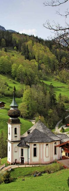 Mondsee Town ( Sound of Music)  - Salzburg | Austria