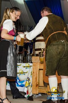 Klapping of the keg.  Gather your friends  and family and come and sample Namibian brews at the awesome, authentic Windhoek  Oktoberfest Cape Town 2018 to be cracked open on 2nd and 3rd  November at Meerendal Durbanville
