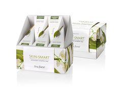 Skin-Smart - Tea Forte on Packaging Design Served