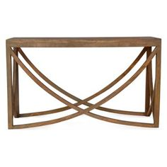 Check out this item at One Kings Lane! Bayside Console Table $999