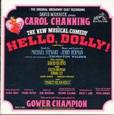 Carol Channing Hello, Dolly!