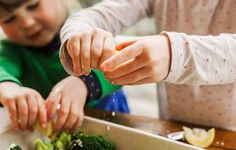 Our Favourite Healthy Ways to Add Flavour to Children's Food, Without Adding Salt or Sugar Childrens Meals, Childcare, Tasty, Snacks, Cooking, Healthy, Sugar, Food, Kitchen