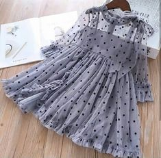 Children Lace Dress Girls Star Stitching Mesh Beautiful Princess Costume, The Effective Pictures We Offer You About Children Clothing model A quality pictur Girls Frock Design, Kids Frocks Design, Baby Frocks Designs, Baby Dress Design, Frocks For Girls, Toddler Girl Dresses, Little Girl Dresses, Toddler Girls, Baby Girls