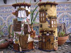 Blog que muestra los diferentes trabajos realizados en el campo de las tejas decoradas y otras técnicas para la realización de objetos decorativos. Venta por encargo.