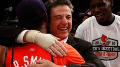 Louisville Head Coach Rick Pitino Pokes Some Fun at Star Players on Website