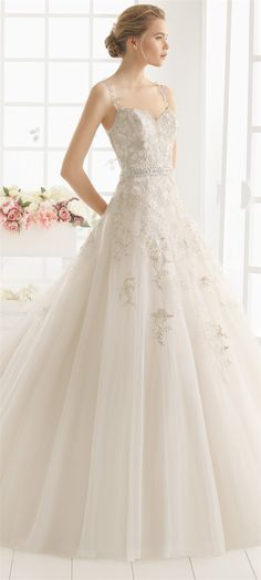Aire Barcelona Wedding Dresses 2016 Collection