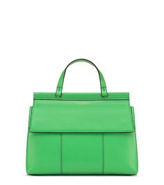 T SATCHEL I am in love with this shade of green. Must have.
