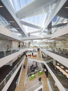 Imagem 1 de 22 da galeria de VUC Syd / AART Architects + ZENI Architects. Fotografia de Adam Moerk