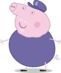 Peppa Pig is often a Uk preschool cartoon tv string led and made by Astley Peppa Pig Pictures, Peppa Pig Images, Peppa Pig Personajes, Peppa Pig Familie, Pig Png, Peppa Big, Peppa E George, Cumple Peppa Pig, Disney Drawings