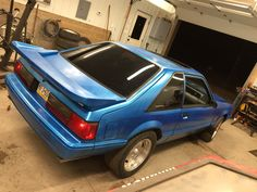 Blue Mustang, Fox Body Mustang, Mustang Convertible, Coyotes, Mustangs, Foxes, Pony, Vehicles, Car