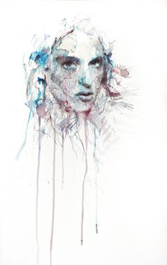 Painting with Ink & Alcohol, A Workshop with Carne Griffiths