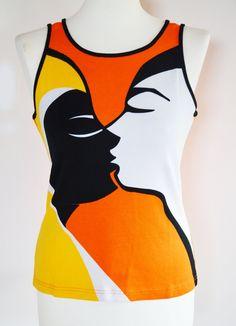 bluzka hiszpańskiej marki Aula Magna, do kupienia w DecoBazaar.com
