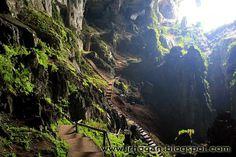 Fairy Cave in Kuching Sarawak, Borneo