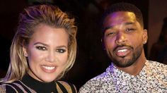 Khloe Kardashian and Tristan Thompson Get Their Sweat On Together
