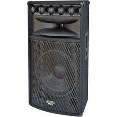 """Pyle PADH1569 1000W Heavy Duty Speaker MDF Construction with Reinforced Corners by Pyle. $109.00. Heavy Duty MDF Construction w/ Reinforced Corners 6"""" x 17"""" Super Horn Midrange/ Tweeter   1.5"""" Titanium Compression Dreiver Loaded in Horn   Five Piezo Tweeters   15"""" Subwooofer 2.5"""" Kapton VC   Woofer Magnet Weight: 90 oz   Compression Tweeter Magnet Weight: 20 oz   Ported Enclousure for Added Bass Response   Heavy Duty Handles for Easy Portability   Dual Speakon Dual 1..."""