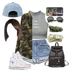 """""""Untitled #38"""" by erin-renee4 on Polyvore featuring Converse"""