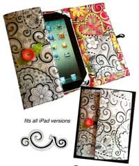 iPAD Cover Pattern. Idk if I'd succeed at this but I want to learn to sew! That's my summer goal.