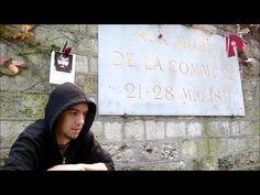 Caminos del viento: Homenaje a Santiago Maldonado en el muro de los co...