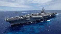 Estados Unidos ha enviado un tercer grupo de combate encabezado por portaviones a la región del Pacífico para contener a Corea del Norte, informa Voice of America.