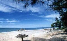 View of Turtle Bay Beach Resort, Karnataka, India
