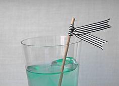 cocktail stirrer