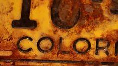 Vintage Automobile License Plates