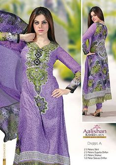 Dawood Textiles Chiffon Lawn Collection 2013 Volume 4 For Women