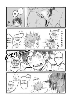 """sugarmagic: """"No, Shinsou, you're prefect, anybody would mind-control Deku to steal kisses! Source: いちこ For @vaalor (5/5) """""""