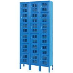 Jorgenson Gym Lockers - Custom Lockers - Used Metal Lockers