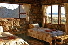 Eagle's Nest at Klein Aus Vista Eagle Nest, Main Attraction, Rustic Interiors, Lodges, Country Style, Eagles, Bungalow, Outdoor Decor, Hotels