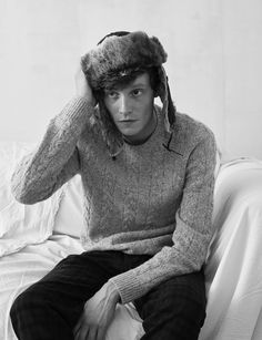 Matthew Hitt for Abercrombie & Fitch Fall/Winter 2016 campaign ♥