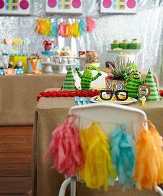 Yo Gabba Gabba Birthday Party