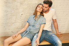 DENIM SUMMER 15 - DENIM LOVERS - NEW! - LEFTIES España