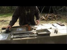 Modern Trapping Series Part 15  Trapping Tools and Camp