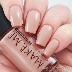 Make Me Cosmetics Collection – Butt Naked  #nail #nails #mani #manicure #jeninthemorning