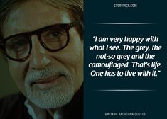 15 Quotes By Amitabh Bachchan That Prove He Is The 'Shahenshah' Of Bollywood Broken People, Real People, Man Images, Life Images, Amitabh Bachchan Quotes, Challenge Images, Everybody Else, Real Quotes, English Quotes
