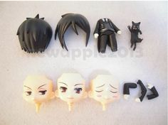 Black Butler Figures - Sebastian 10cm Model