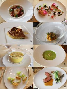 Lunch Set at Michelin starred French restaurant Petrus - Hong Kong Shangri-la Hôtel Full Course Dinner, Gourmet Recipes, Cooking Recipes, Michelin Star Food, Engagement Celebration, French Restaurants, Shangri La, I Want To Eat, Savoury Dishes