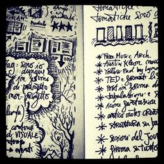 My SketchTV in Victorian mode... #visual #lomo #visualthinking #drawing #sketchnote #journal