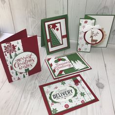 Fast Christmas Cards using Be Merry ...